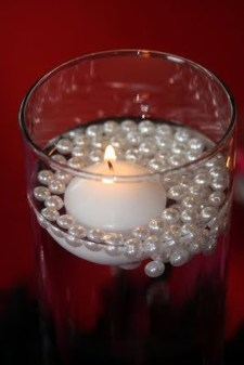 Romantic Christmas Centerpieces Ideas With Candles 60