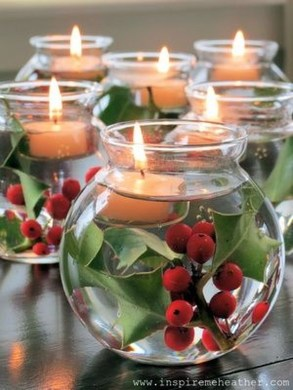 Simple And Easy Christmas Centerpieces Ideas17