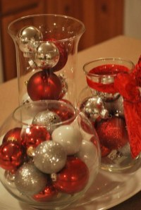 Simple And Easy Christmas Centerpieces Ideas19
