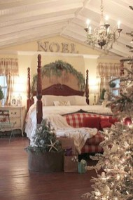 Totally Adorable French Bedroom Decoration Ideas12