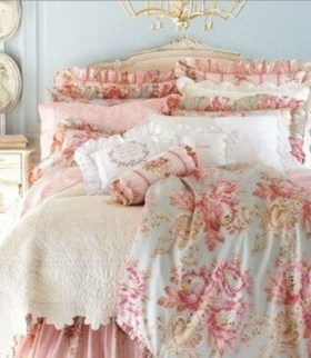 Totally Adorable French Bedroom Decoration Ideas24