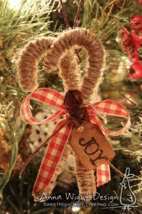 Totally Fun Candy Cane Christmas Decoration Ideas For Your Home39