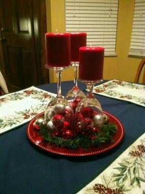 Totally Inspiring Red And Gold Christmas Decoration Ideas 07