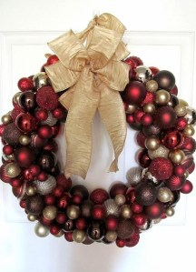 Totally Inspiring Red And Gold Christmas Decoration Ideas 12