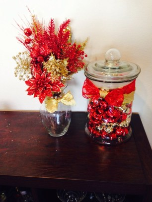 Totally Inspiring Red And Gold Christmas Decoration Ideas 26