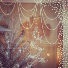 Totally White Vintage Christmas Decoration Ideas30