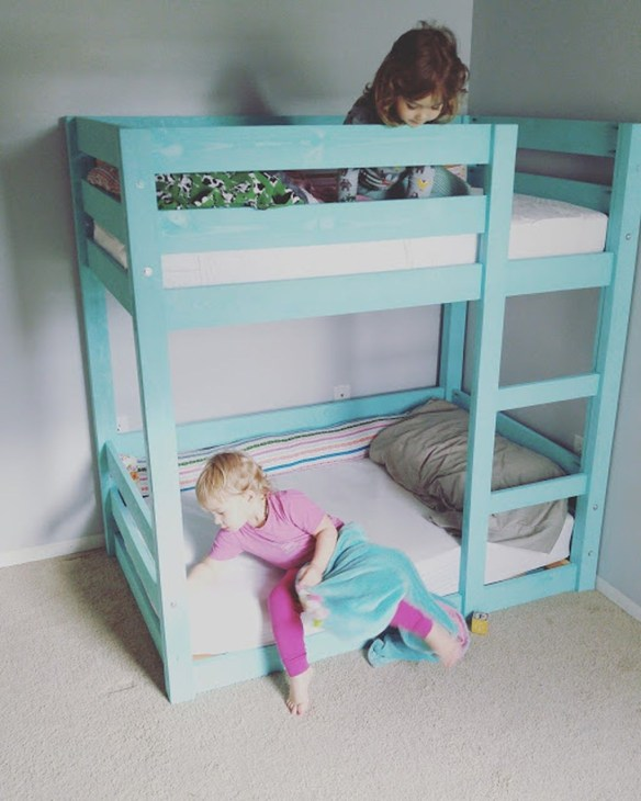 Cool And Functional Built In Bunk Beds Ideas For Kids17