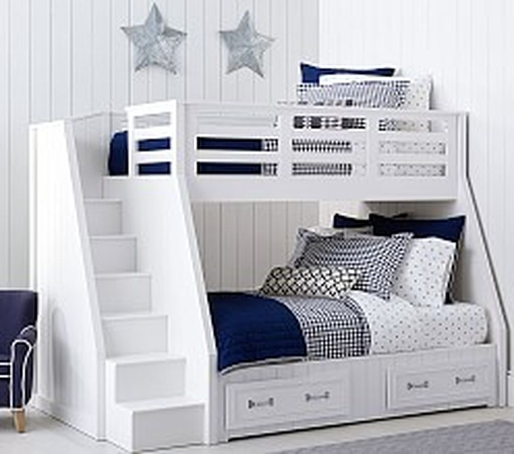 Cool And Functional Built In Bunk Beds Ideas For Kids29