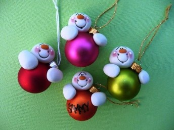 Cute Whimsical Christmas Ornaments Ideas For Your Holiday Decoration 11