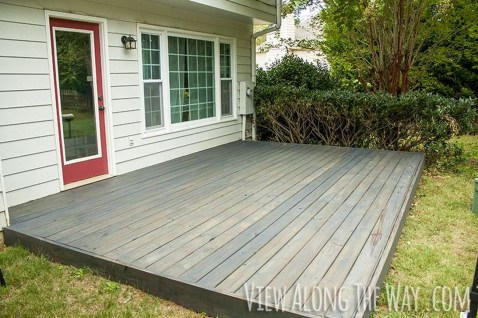 Gorgeous Wooden Deck Porch Design Ideas 29
