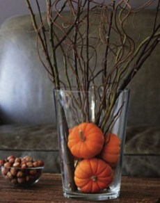 Inspiring Rustic Fall Mantel Decoration Ideas 10