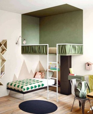 Lovely Children Bedroom Design Ideas40