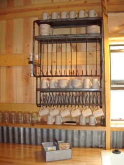 Small And Creative Dish Racks And Drainers Ideas09