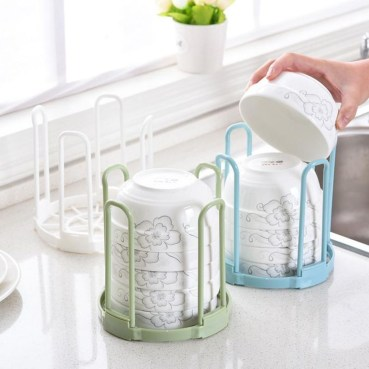 Small And Creative Dish Racks And Drainers Ideas10