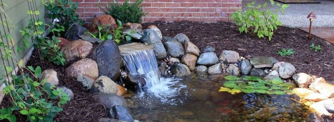 Totally Inspiring Backyard Waterfall Ideas On A Budget 13
