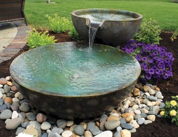 Totally Inspiring Backyard Waterfall Ideas On A Budget 26
