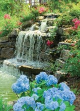 Totally Inspiring Backyard Waterfall Ideas On A Budget 30