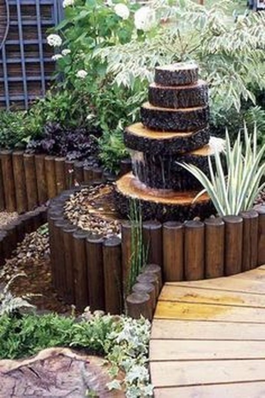 Totally Inspiring Backyard Waterfall Ideas On A Budget 43
