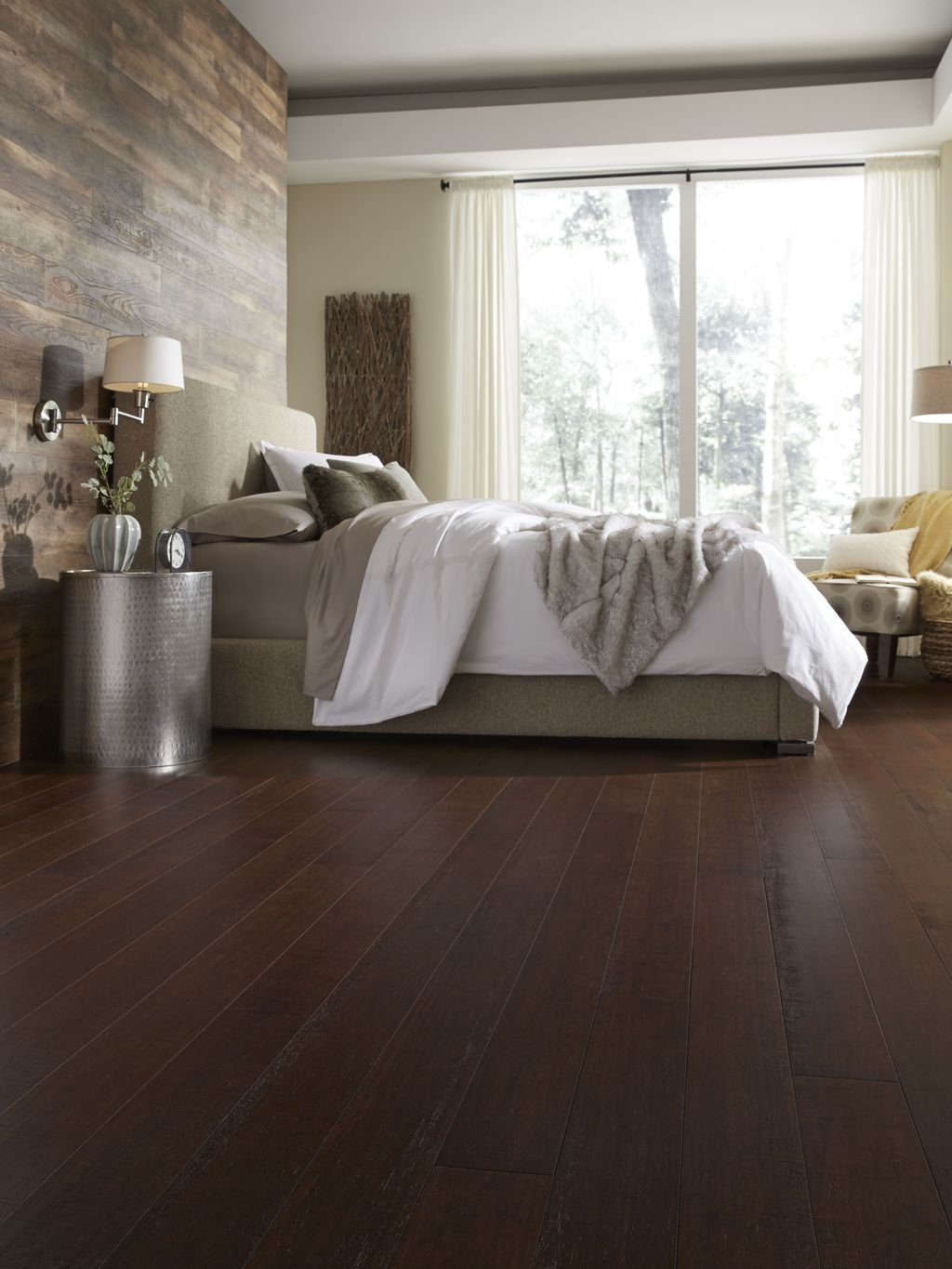 Totally Inspiring Bamboo Flooring Design Ideas33
