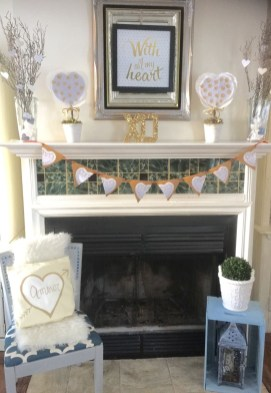 Adorable Valentines Day Party Decoration Ideas 22