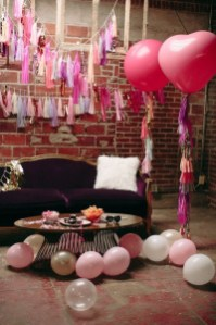 Adorable Valentines Day Party Decoration Ideas 26