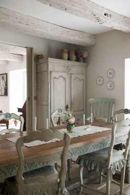 Amazing French Country Home Decoration Ideas 10