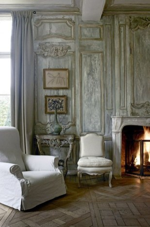 Amazing French Country Home Decoration Ideas 30