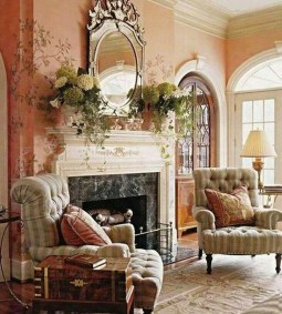 Amazing French Country Home Decoration Ideas 31