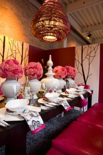 Best Ideas Decorate Dining Room Table Valentines 22