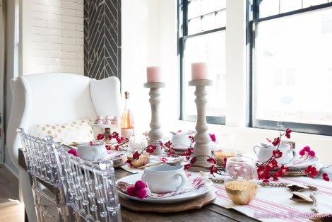 Best Ideas Decorate Dining Room Table Valentines 26