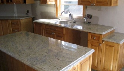 Best Porcelain Slab Countertops Design Ideas For Your Kitchen 43