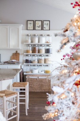 Best Winter Kitchen Decoration Ideas 42
