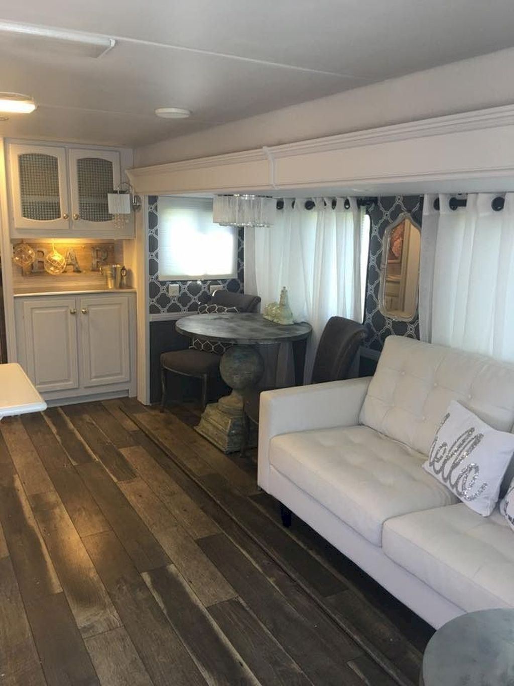 Creative Rv Camper Remodel Ideas You Will Love 08