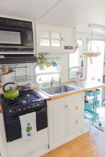 Creative Rv Camper Remodel Ideas You Will Love 21