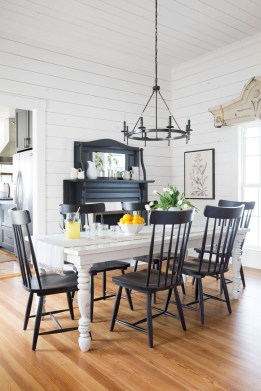 Gorgeous Dining Chairs Design Ideas You Should Buy 07