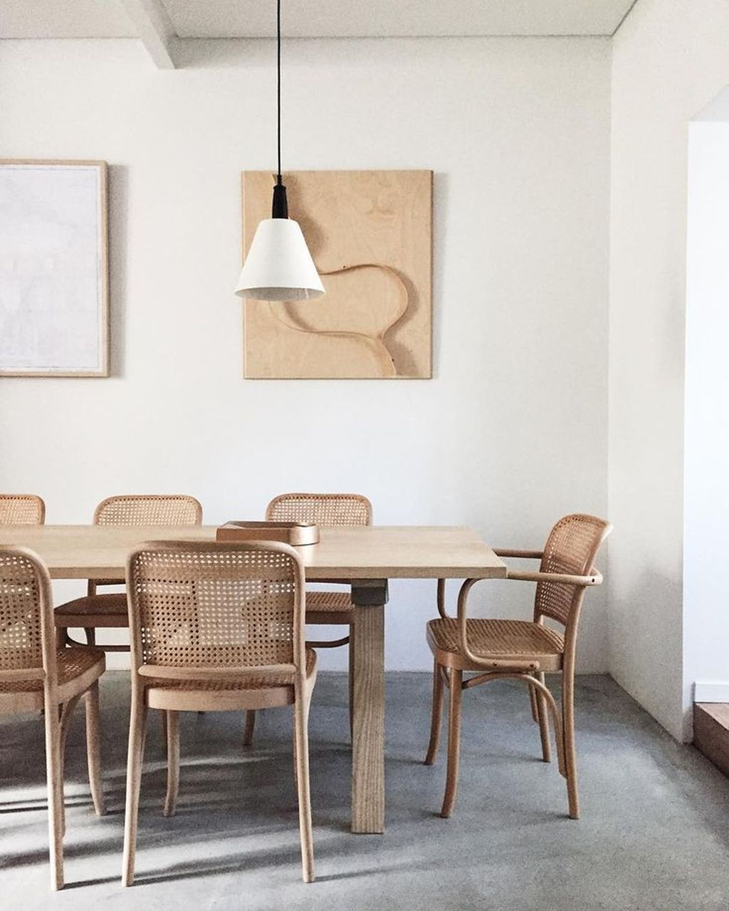 Gorgeous Dining Chairs Design Ideas You Should Buy 41