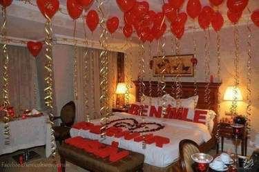 Romantic Bedroom Decorating Ideas For Valentines Day 13