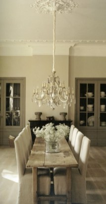 Amazing Rustic Dining Room Table Decor Ideas 09