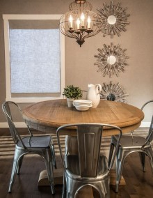 Amazing Rustic Dining Room Table Decor Ideas 30