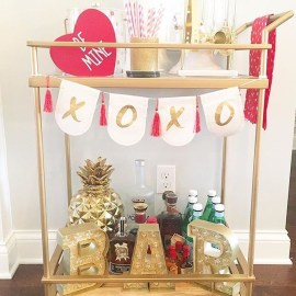 Amazing Valentine Decoration Ideas For Your Apartment 01