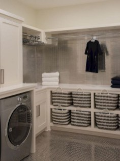 Awesome Laundry Room Storage Organization Ideas 02