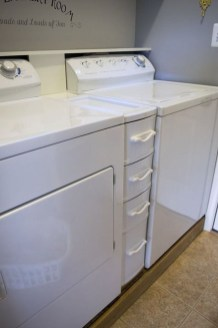 Awesome Laundry Room Storage Organization Ideas 21