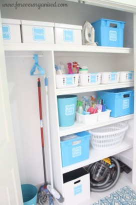 Awesome Laundry Room Storage Organization Ideas 35