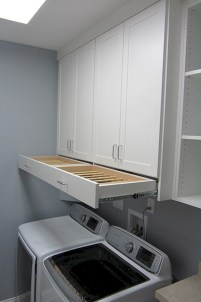 Awesome Laundry Room Storage Organization Ideas 40