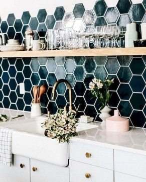 Beautiful Kitchen Backsplash Decor Ideas 34
