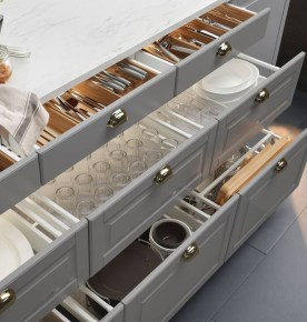 Brilliant Diy Kitchen Storage Organization Ideas 03