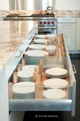 Brilliant Diy Kitchen Storage Organization Ideas 06