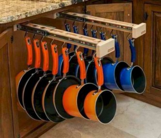 Brilliant Diy Kitchen Storage Organization Ideas 19