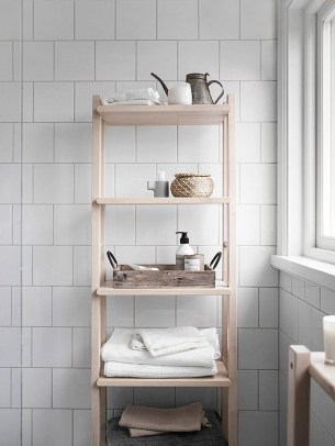 Brilliant Small Bathroom Storage Organization Ideas 27