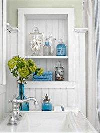 Brilliant Small Bathroom Storage Organization Ideas 32